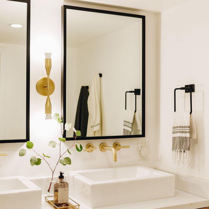 Modern bathroom—Chriselle Lim