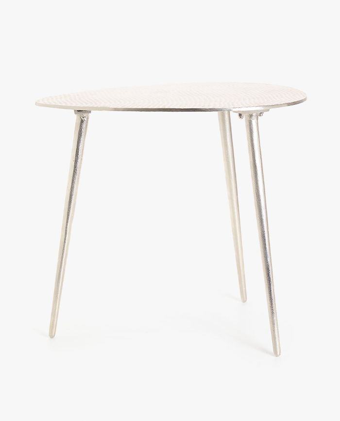 Zara Home Oval Metal Table