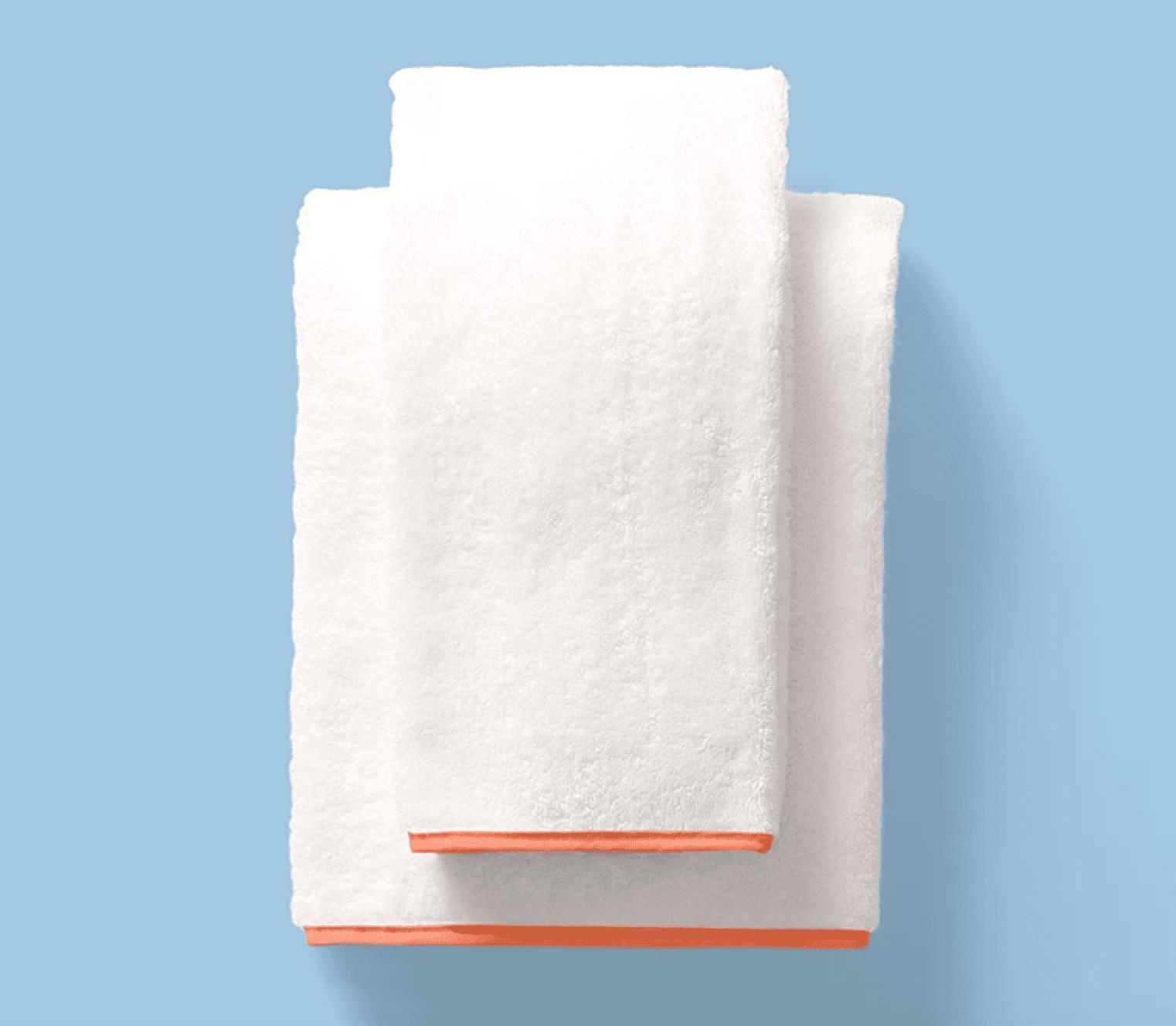 paquete inicial de toallas