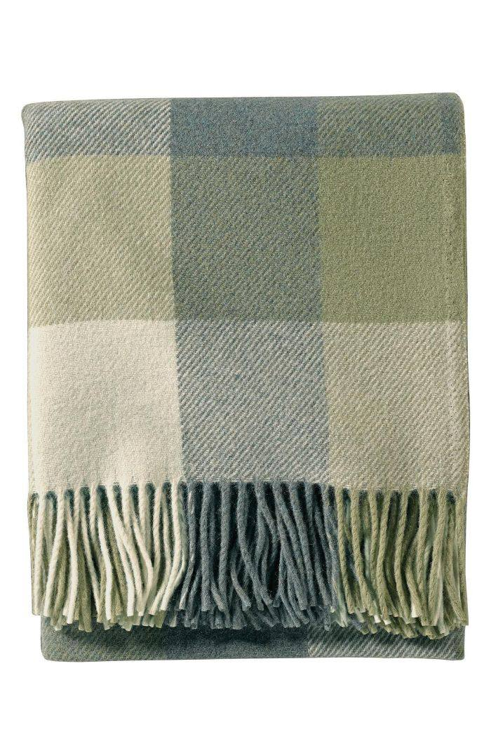 Plaid Washable Wool Throw Black Friday Tips