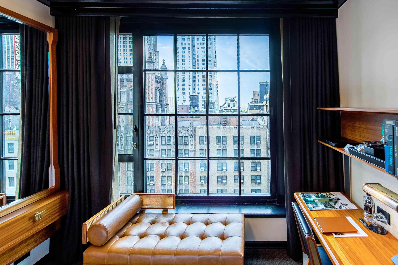 Habitación Le Méridien Central Park con chaise lounge