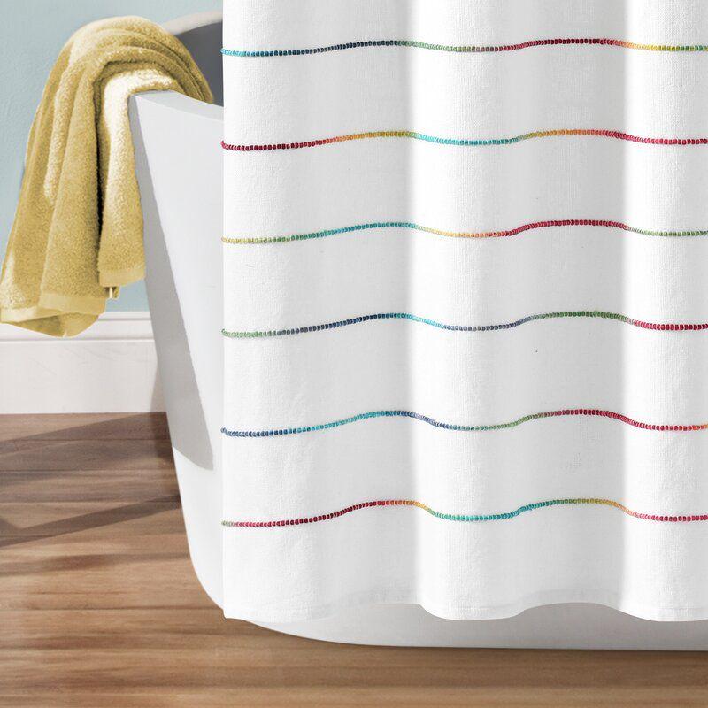Shower Single Curtain