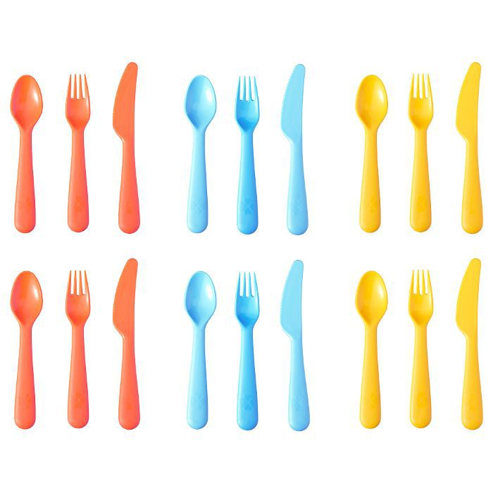 IKEA 18-Piece Flatware Set