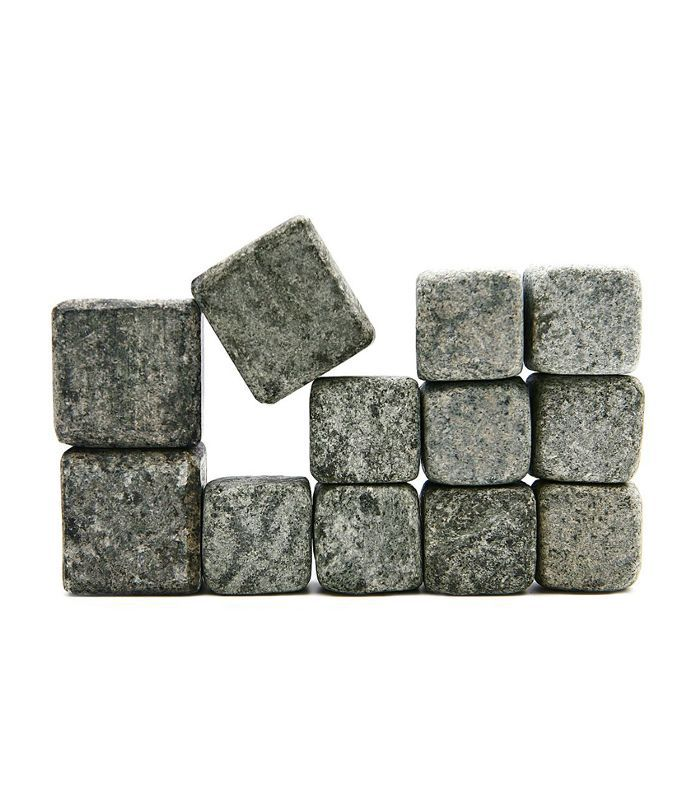 Sparq's Original Soapstone Whiskey Rocks, Set of 12