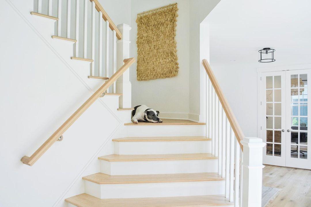 neutral staircase