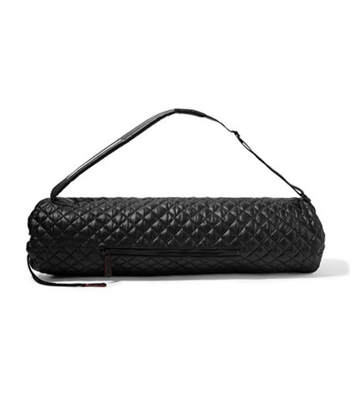 Metro Matt Quilted Shell Yoga Bag
