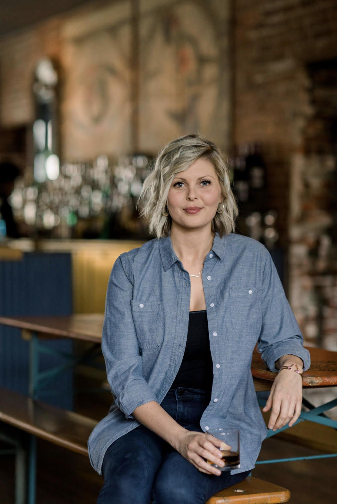 Meet Marianne Eaves, the First Female Master Distiller Since Prohibition