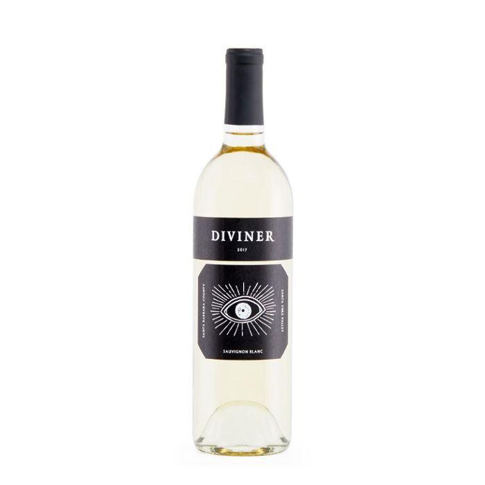 Winc 2017 Diviner Sauvignon Blanc