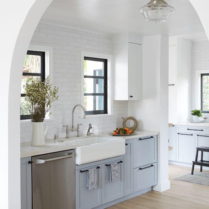 Cococozy: cocina blanca moderna