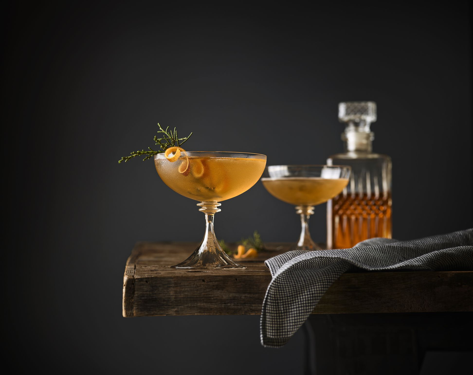 Cozy Up To One Of These Easy Whiskey Drinks This Fall