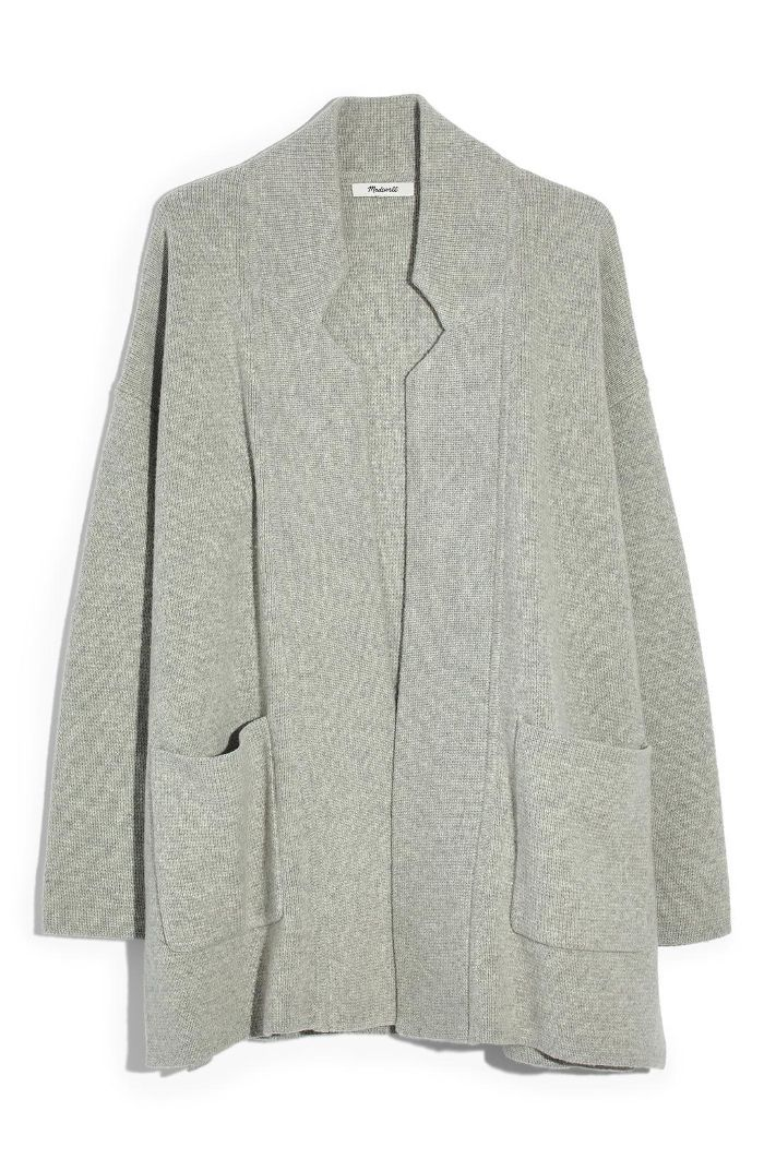Spencer Sweater Coat