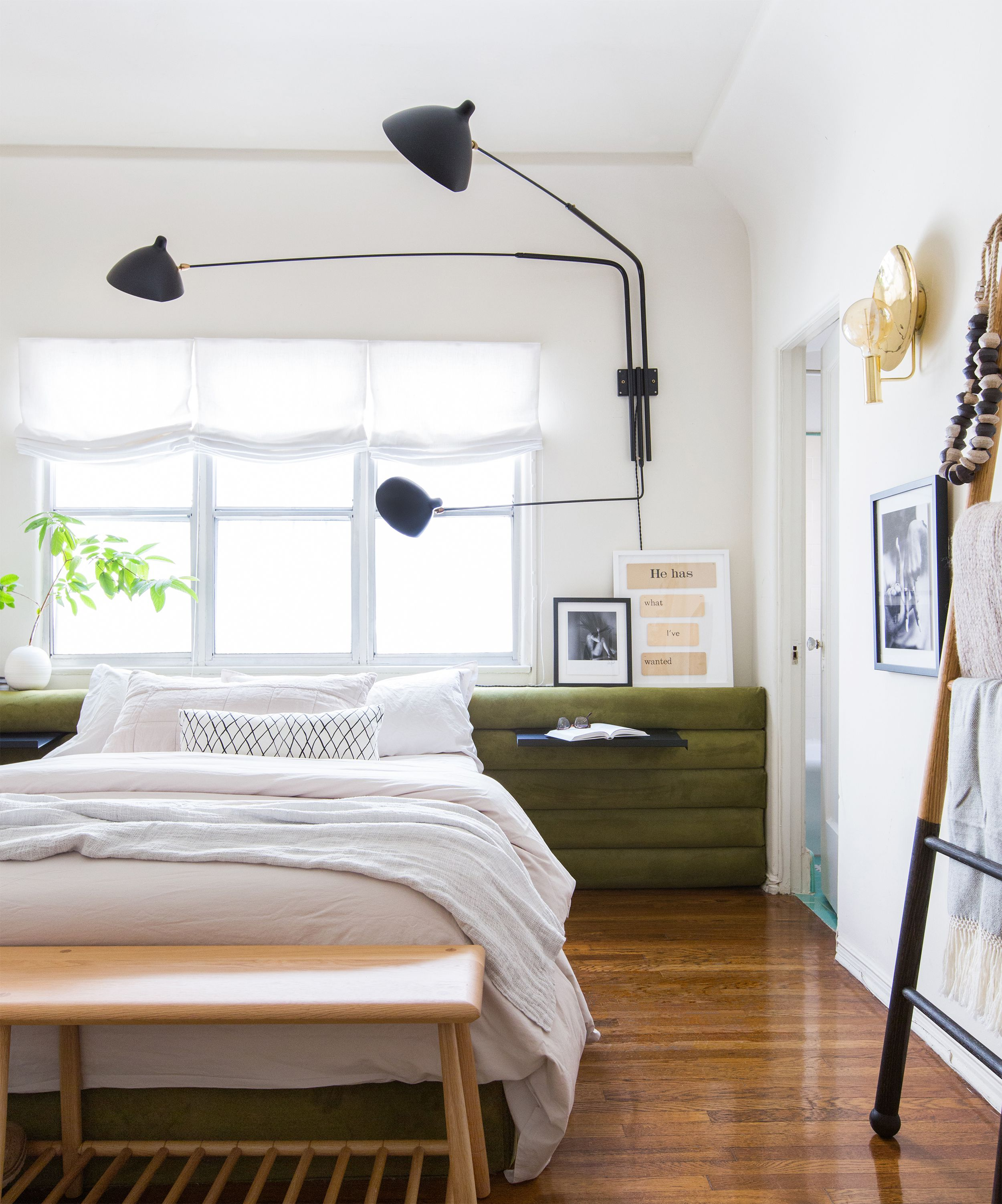 20 Stylish Headboard Ideas That Will Make Your Bed Even More Inviting
