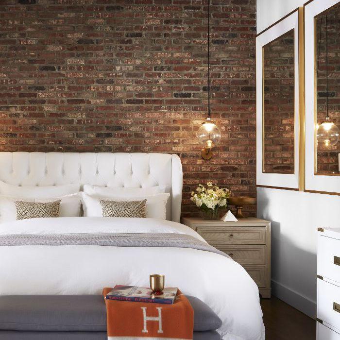 Olivia Culpo Home Tour—Bedroom