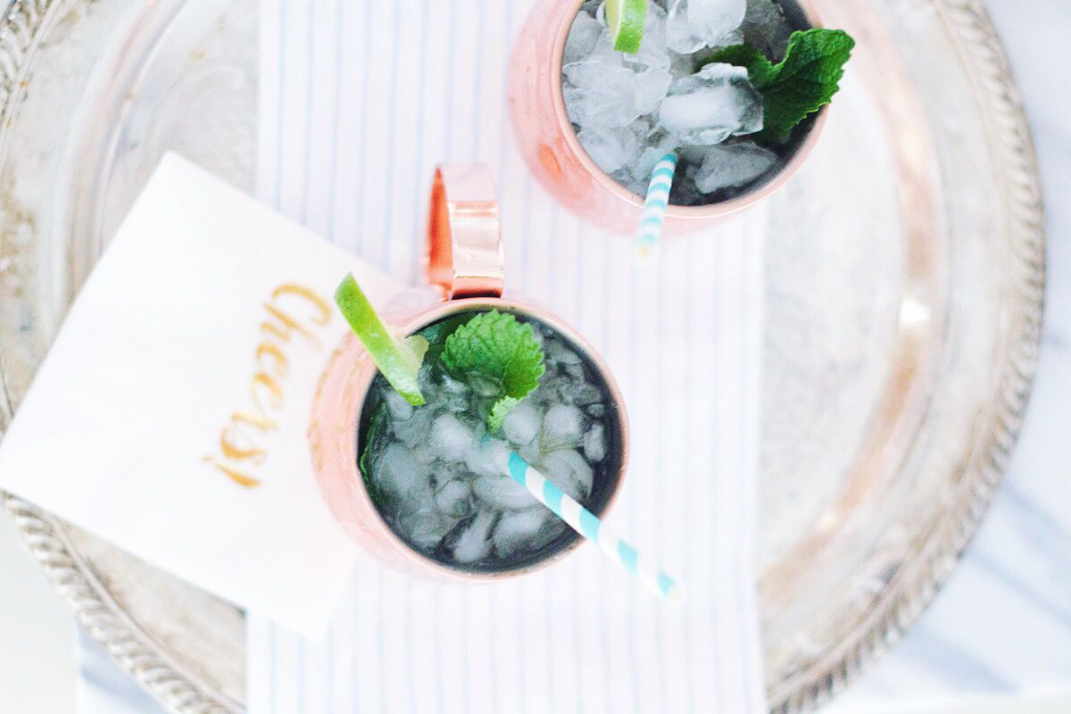 10 Moscow Mule Cocktails That Rival the Original Recipe