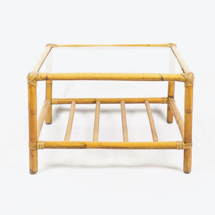 BetsuStudio Bamboo Coffee Table Best time to buy furniture