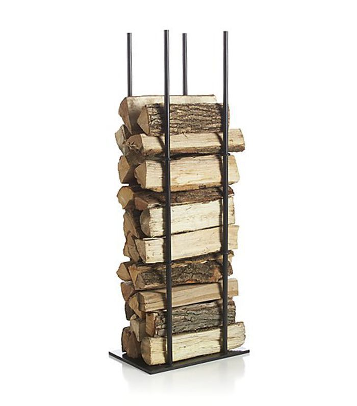 Frame Log Holder - Crate and Barrel