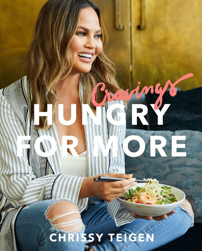 Chrissy Teigen Cravings: Hungry for More
