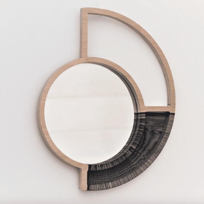 54kibo Woven Mirror