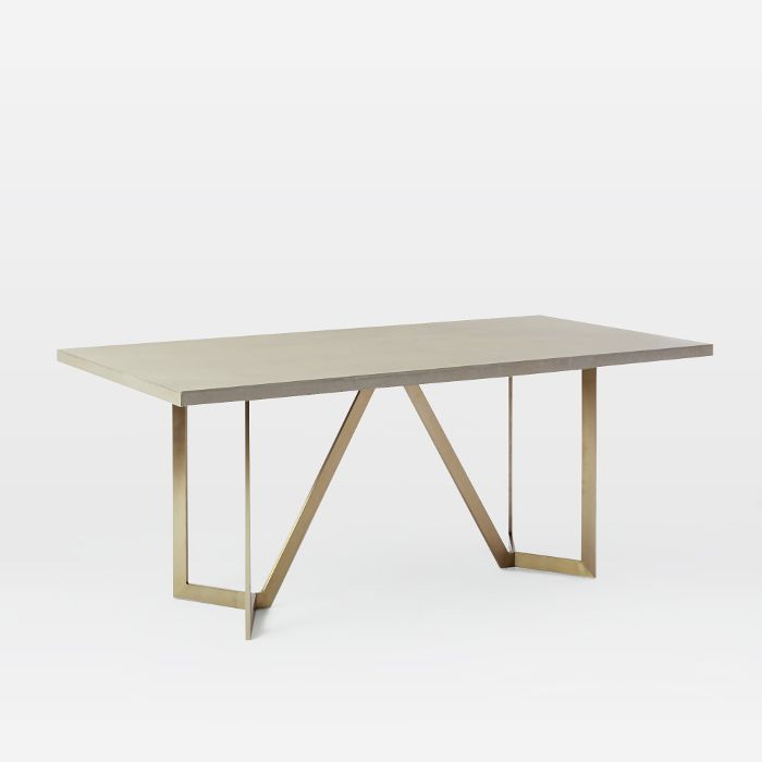 West Elm Tower Dining Table