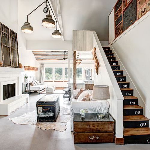 Consider This Rustic Modern Barn House a Brief Mental Vacation From Your Day