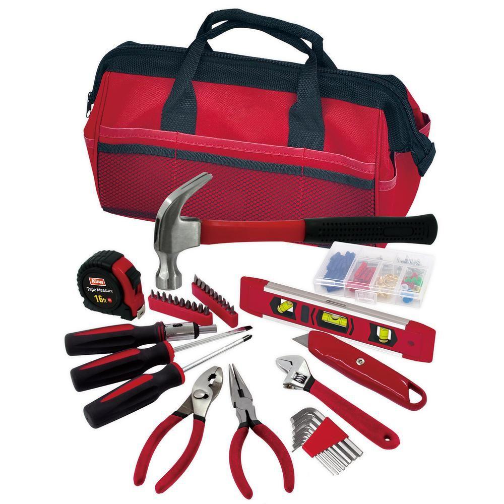Tool kit with tool bag