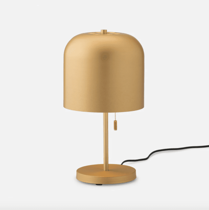 Schoolhouse Donna Table Lamp - Gold Anodized