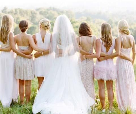 9e1758a436 The Unspoken Rules Every Bride and Bridesmaid Should Follow