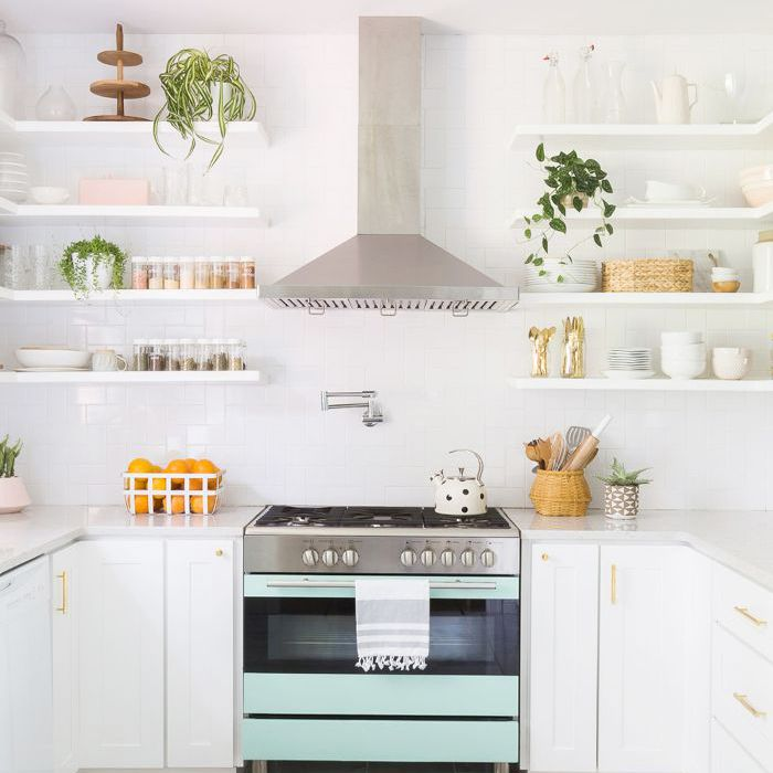 Make The Kitchen Backsplash More Beautiful: This Is How To Rock A Beautiful Subway Tile Backsplash