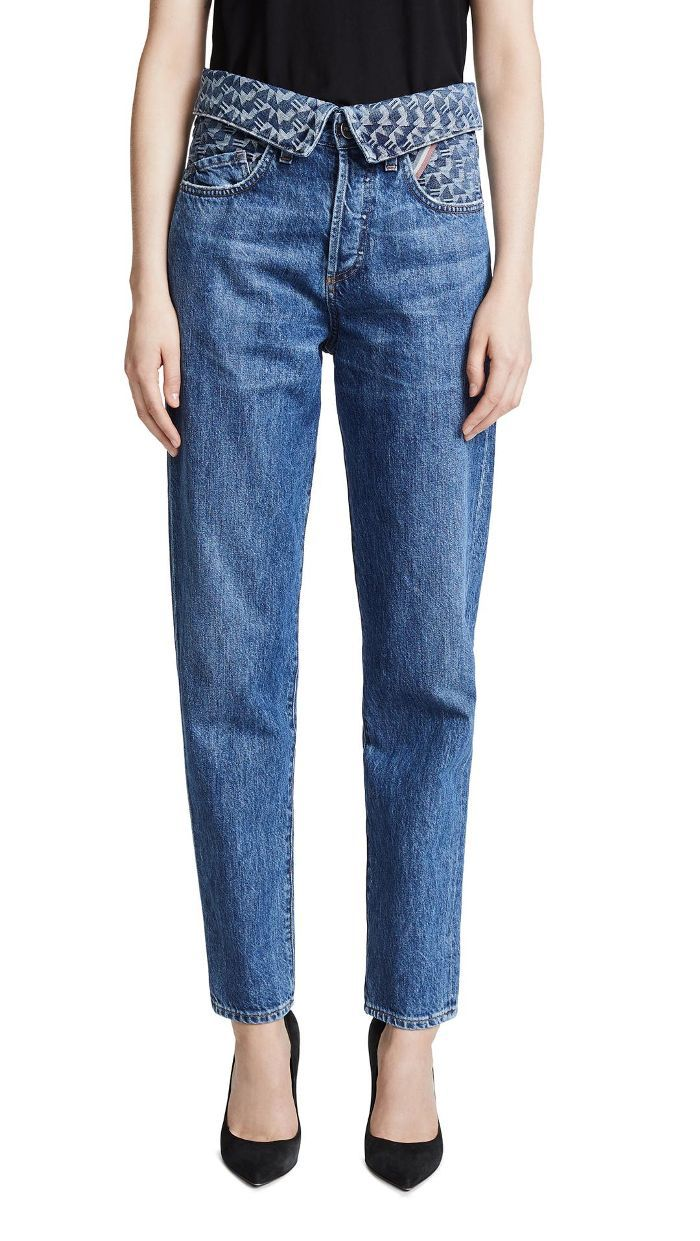 Flip in Jeans