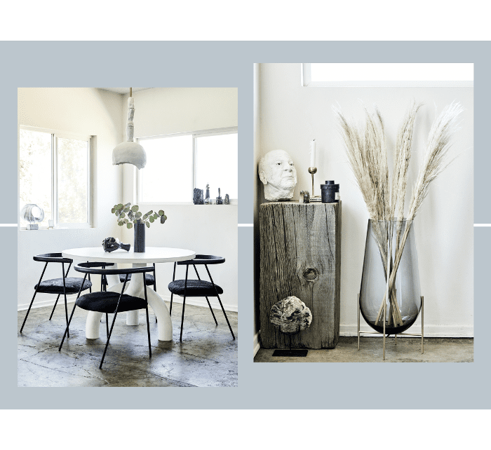 dining room design—Sacha Strebe