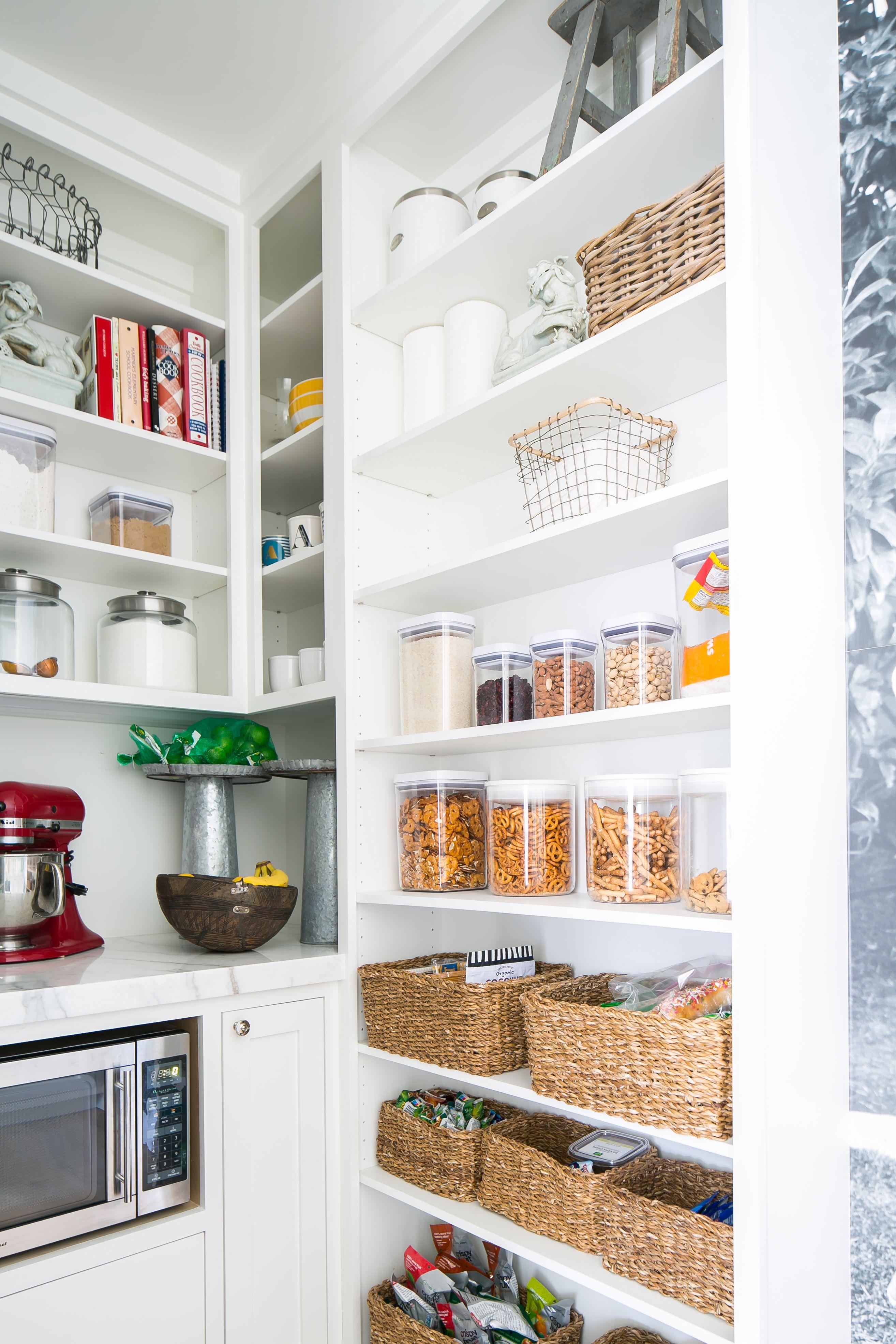 13 Kitchen Storage Ideas That Make It Impossible To Be Disorganized