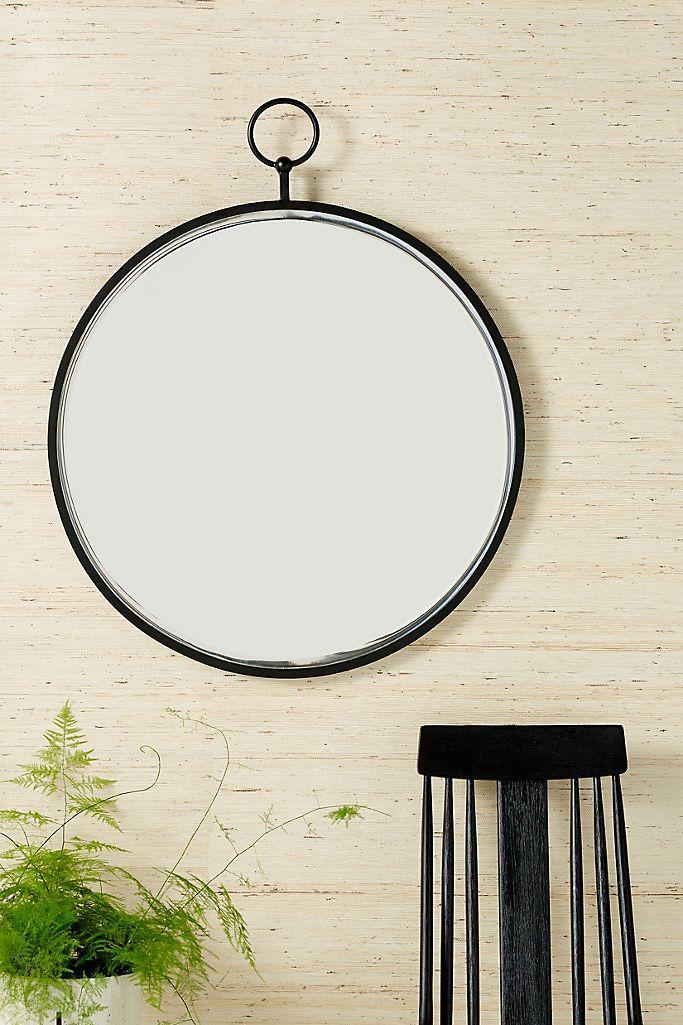 Anthropologie Hoop Mirror