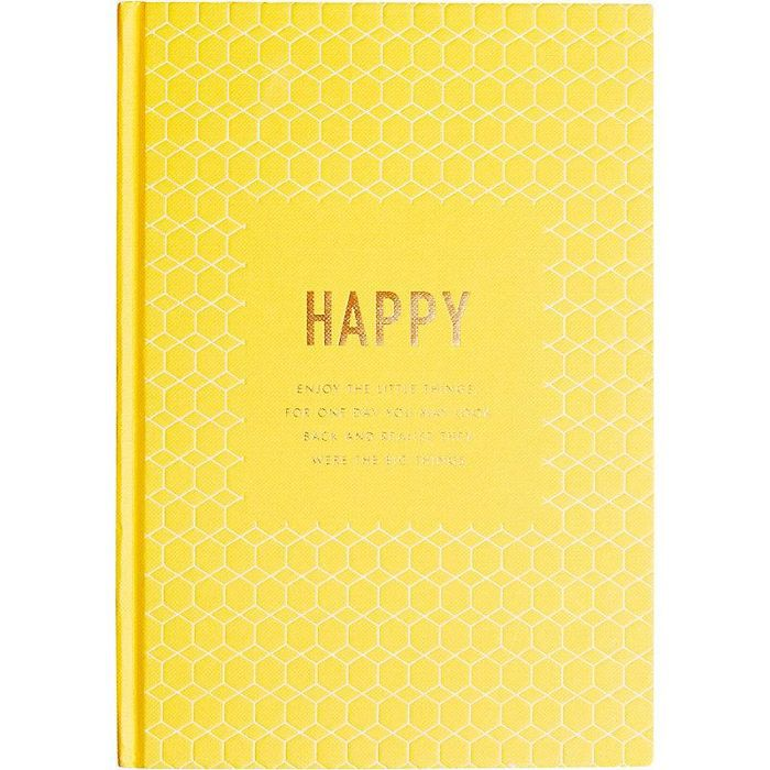 Inspiration happiness journal