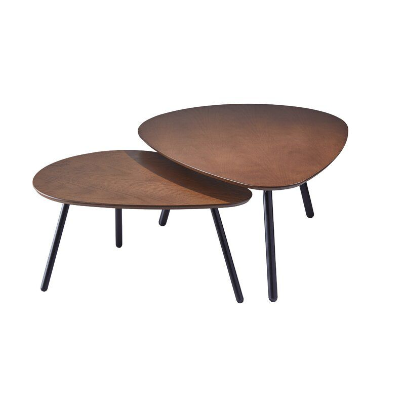 Hana Nesting Coffee Table Set