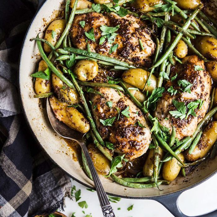 10 Chicken One Pan Recipes That Are Almost Too Easy