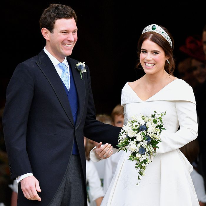 See All of the Official Portraits From Princess Eugenie's Wedding