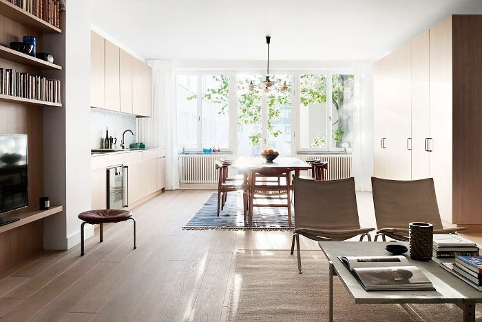 11 Open Plan Living Spaces That Will Make You Want To Move