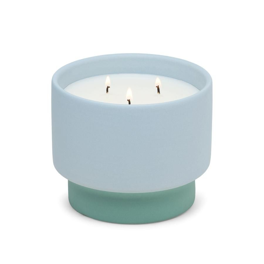 Colorblock Candle