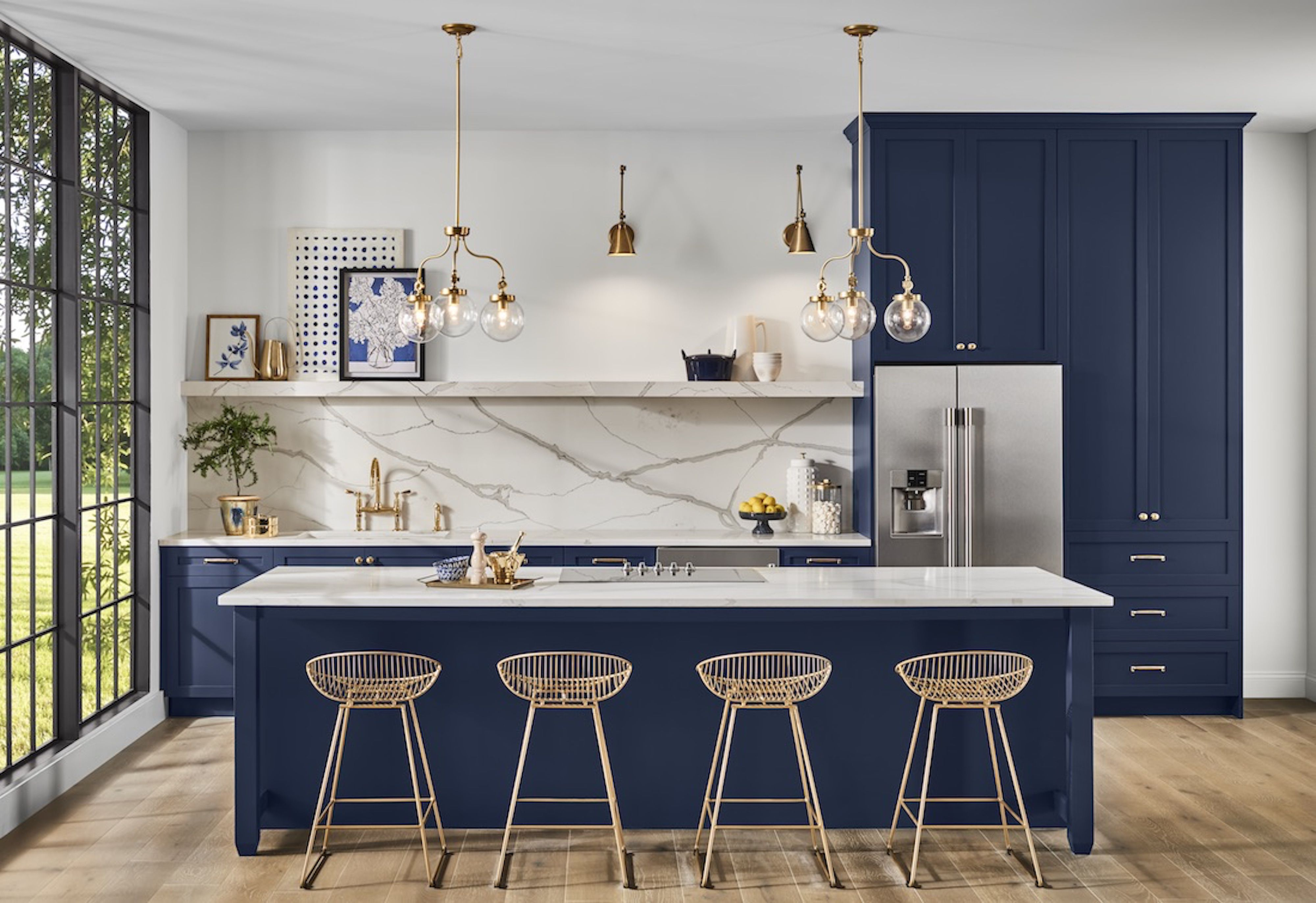 """Sherwin Williams Picked """"The World's Most Relaxing"""" Hue as Their 2020 Color of the Year"""