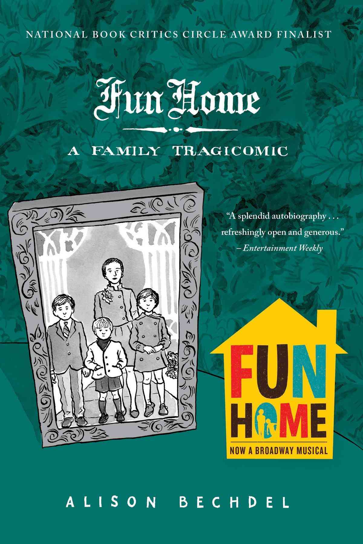 Fun Home de Alison Bechdel