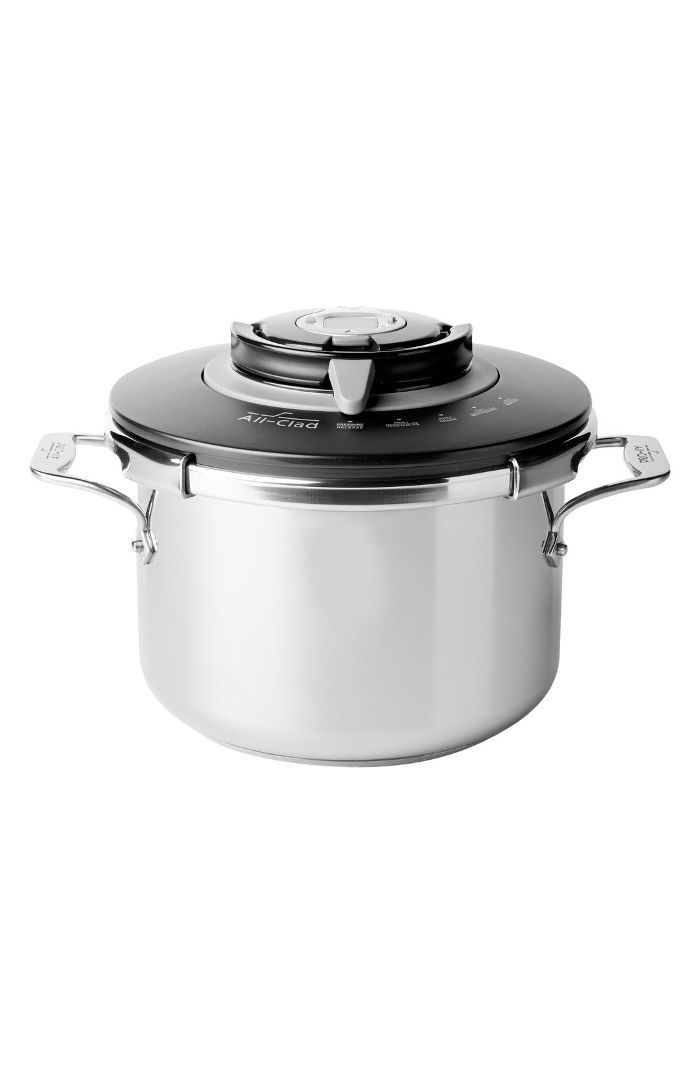 All-Clad 8.4-Quart Stovetop Pressure Cooker