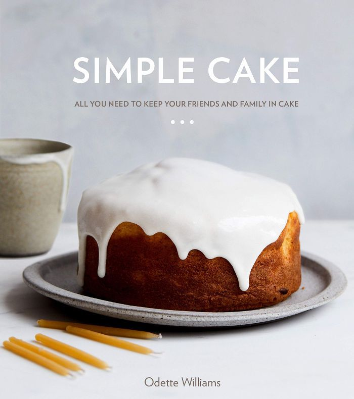 Odette Williams Simple Cake