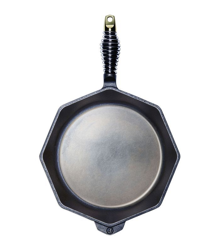 FINEX Cast-Iron Fry Pan with Lid