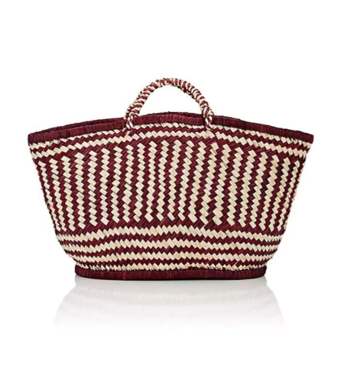 Women's Vienne Basket Bag