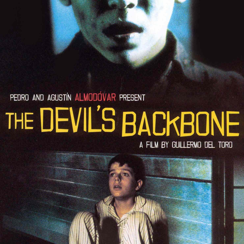 The foreign horror film, The Devil's Backbone.