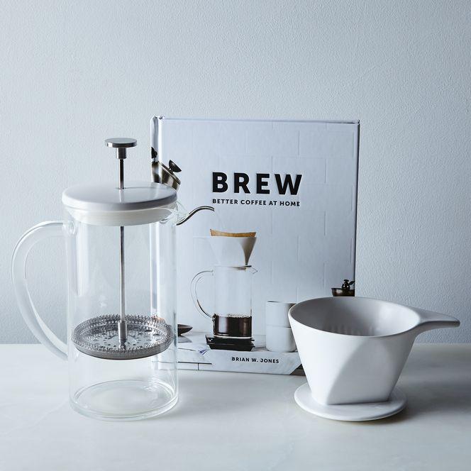W&P Brew Gift Set