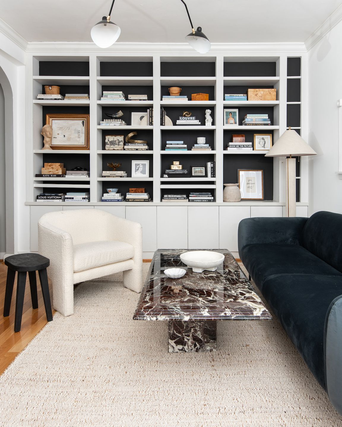 Why Black And White Living Rooms Are, White And Black Living Rooms