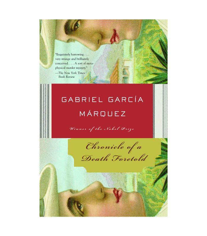 Chronicle of a Death Foretold by Gabriel García Márquez