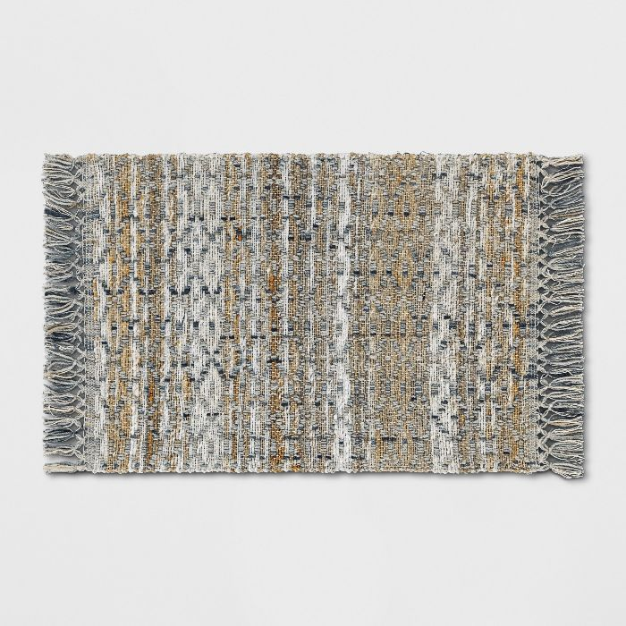 Opalhouse Woven Solid Accent Rug