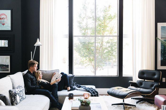 Small Apartment Living Room Décor Ideas